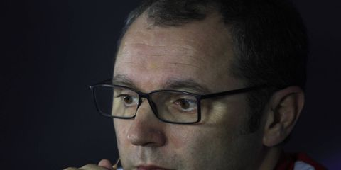 Stefano Domenicali's recent appearance at Audi has refueled speculation that the VW-owned company could be looking to join F1.
