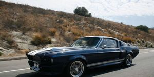 """Fusion Luxury Motors takes 1967 and'68 Mustang Fastbacks and makes them into officially licensed """"Gone in 60 Seconds"""" Eleanors, with new technology throughout. They're six-figure cars but just might be six-figure fun."""