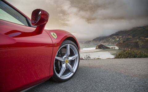 The Ferrari 488GTB is the best sports car in the world, or at least tied for one of the three best with the McLaren 650S and Porsche 911 Turbo S.