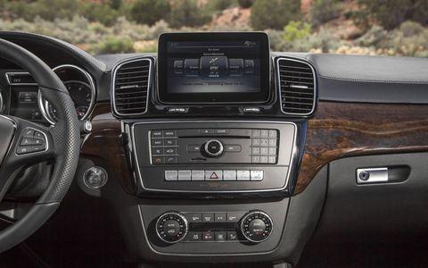 2017 Mercedes-Benz GLS450 4MATIC
