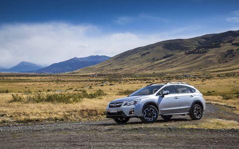 Subaru Crosstrek XV in Patagonia