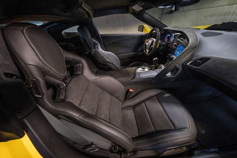 The 2019 Chevrolet Corvette ZR1 starts at $121,000 and goes up to about $145,000.