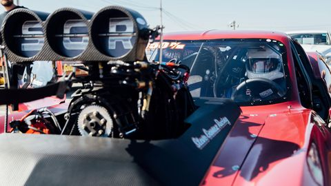 The 2018 California Hot Rod Reunion featured tons of cars from different eras along with family fun for all.