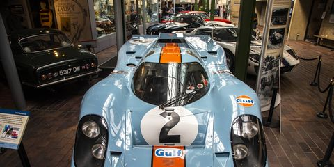 Here is just a sample of the amazing cars on display and in competition at the 2018 Goodwood Revival.
