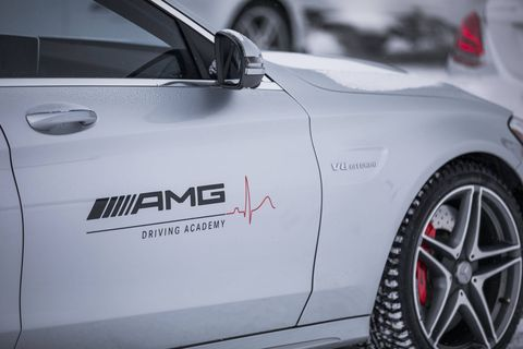 AMG Winter Sporting Details