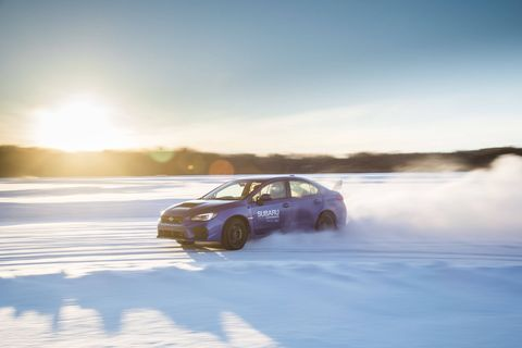 With a history of making vehicles that are capable of traversing wintery conditions, it only makes sense that Subaru would introduce a winter driving program.