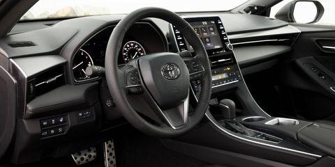 2019 Toyota Avalon Touring Interior photos