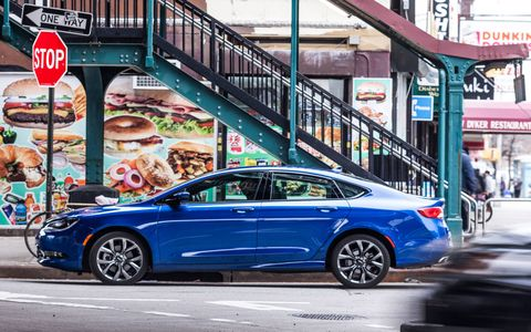 The all-new 2015 Chrysler 200S offers 60 safety  and security features.