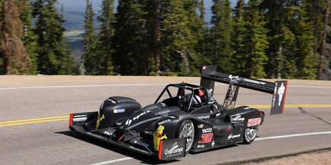 Sights from the 2017 Pikes Peak International Hill Climb, Pikes Peak in Colorado, Sunday, June 25, 2017.