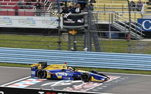Sights from the Indy action  at Watkins Glen International, Sunday ,Sept. 3, 2017