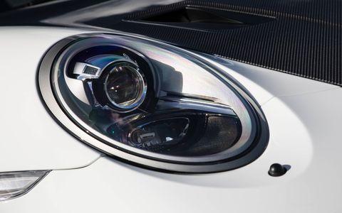 2018 Porsche 911 GT2 RS exterior details