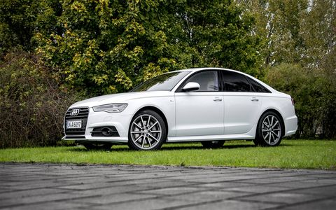 The 2016 Audi A6 2.0 TFSI is set to land in the spring of 2015, featuring updates inside and out.