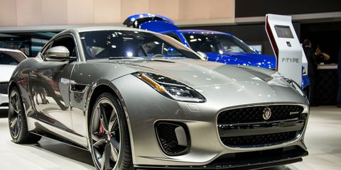 Jaguar added a turbocharged 2.0-liter engine to the F-Type range for the 2018 model year, creating a new base model.