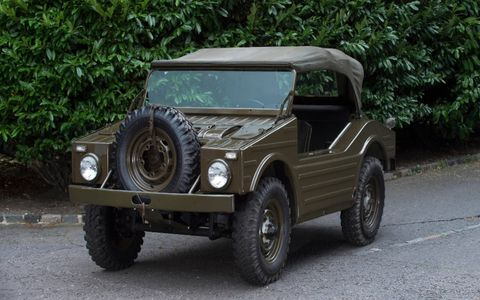 Just 15 Jagdwagens are believed to have survived, out of a total of around 71 built.