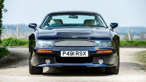 Land vehicle, Vehicle, Car, Luxury vehicle, Coupé, Sports car, Aston martin v8, Aston martin v8 vantage (2005), Performance car, Aston martin vantage,