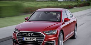 The 2019 Audi A8 will utilize a 48-volt electric system.