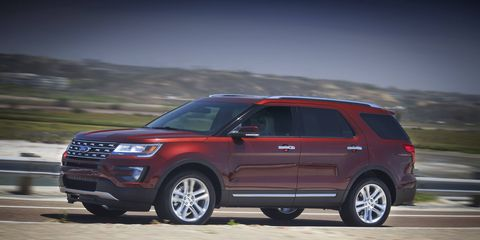 The 2.3-liter EcoBoost four-cylinder engine is rated at 280 horsepower at 5,500 rpm and 310 lb.-ft. of torque at 3,000.