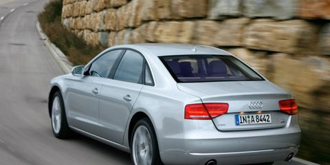 The KBA says that some 24,000 A7 and A8 TDI models need to be recalled over software that can detect when the cars are being tested for emissions.