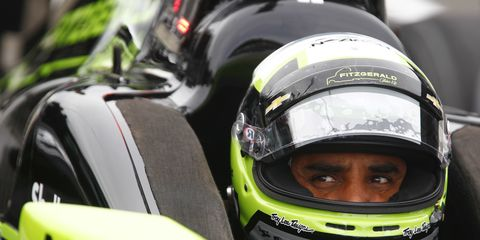 The two-time Indianapolis 500 winner will drive the No. 22 Chevrolet this month for Team Penske.