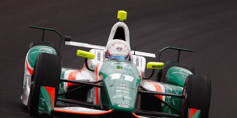 Juncos Racing, which fielded Spencer Pigot (above) for the Indianapolis 500, is expected to have a bigger footprint in future IndyCar seasons.