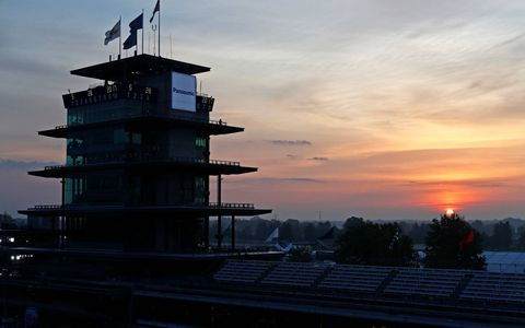 Sights from the 2017 IndyCar Indianapolis 500, Sunday, May 28,2017