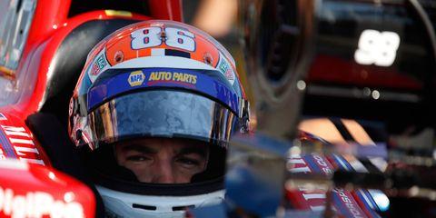 Alexander Rossi is seventh in the 2017 Verizon IndyCar Series standings.