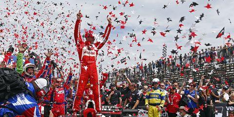 Sébastien Bourdais won the IndyCar Grand Prix of St. Petersburg last month.