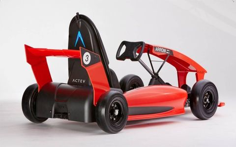 The Smart Kart can be purchased at Amazon or Best Buy for $999.