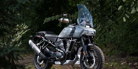 The Pan America model aims to expand Harley's offerings to off-road overland bikes.