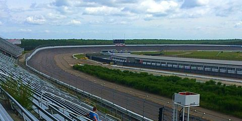Rockingham Speedway in North Carolina has not hosted a NASCAR event since 2013 but was purchased by a new investor on Thursday.