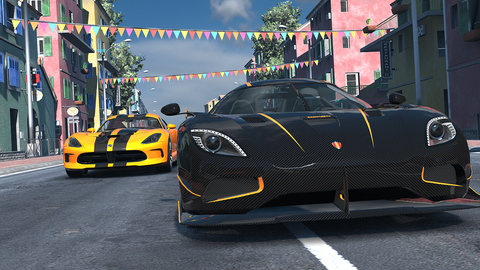 """""""Gear Club Unlimited 2"""" packs 51 different cars into the latest racing game for the Nintendo Switch."""