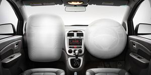 Takata airbag recall -- company records show 265 inflators ruptured in testing.
