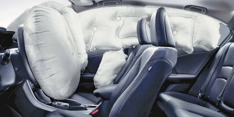 The Takata airbag recall still made headlines throughout the entirety of 2016.