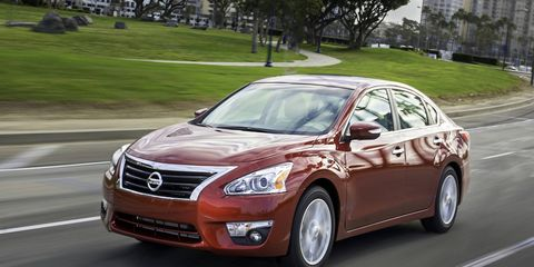 Nissan will have to recall Altimas from the 2013 through 2015 model years a third time.
