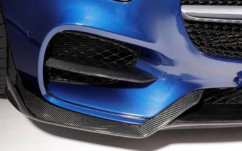 German tuner Piecha has taken the already impressive Mercedes-AMG GT S and given it a new more aerodynamic look and some extra muscle to take it to 612 hp with a top speed of 205 mph.