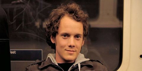 """Yelchin, pictured here in the 2011 drama """"Like Crazy,"""" died on June 19, 2016 at his home."""