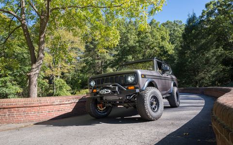 New Legend 4x4's Scout II isn't your average restomod