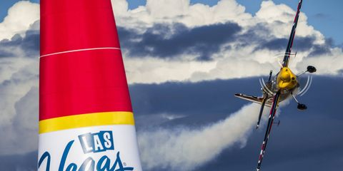 The Red Bull Air Races will return to the U.S. in 2016. The event will happen in Vegas again, but the Texas stint will be replaced by a stop at Indianapolis Motor Speedway.