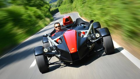 The Ariel Atom 4 will go on sale late this year with deliveries beginning in 2019.