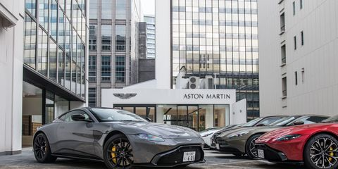Aston Martin wants to become Japan's favorite ultra-luxury car brand. The British automaker's ambitions, as we will discover, are perhaps not as out-of-place as they may seem at first blush.