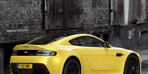 Aston Martin and Ally Financial partner to offer customers the option of accessing lease payments on new Aston Martins.