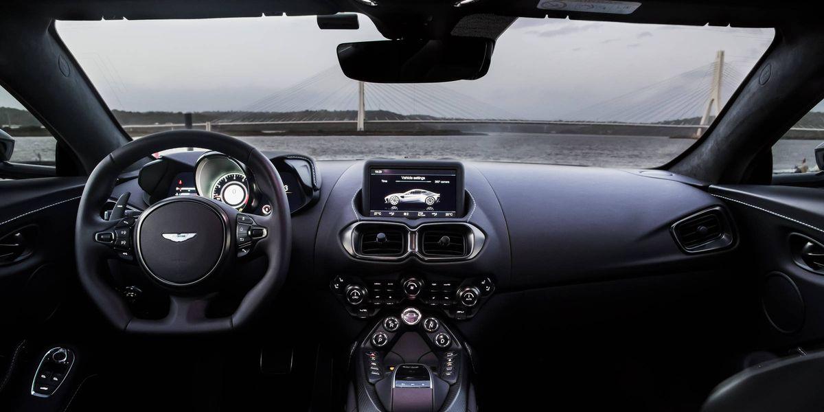 Gallery 2019 Aston Martin Vantage Interior