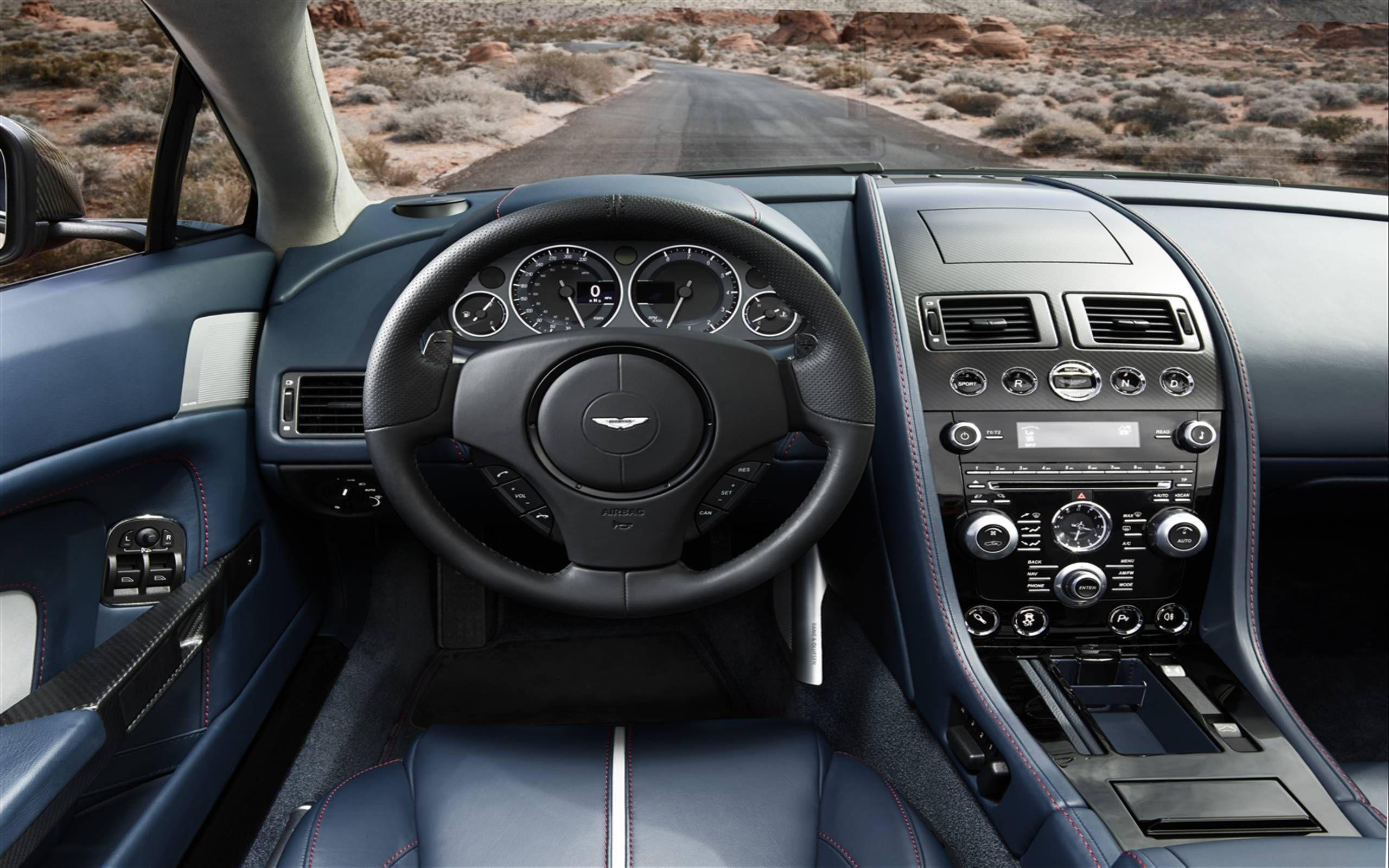 2015 Aston Martin V12 Vantage S Roadster First Drive