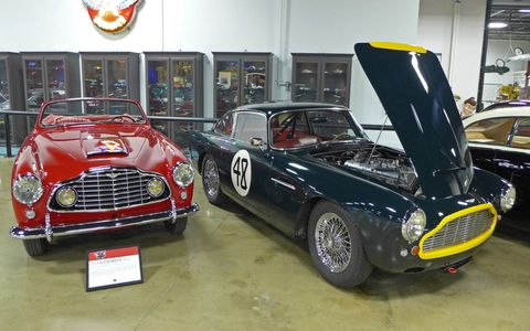 We tour the Andrews Collection before the majority of the fleet hits the auction block.