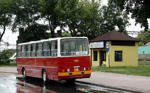 Ikarus 260s have served hundreds of cities.