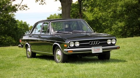 The Audi 100 celebrates its 50th birthday this year, a model that over time propelled Audi from one of Auto Union's semi-dormant brands to Volkswagen's sport and luxury division.