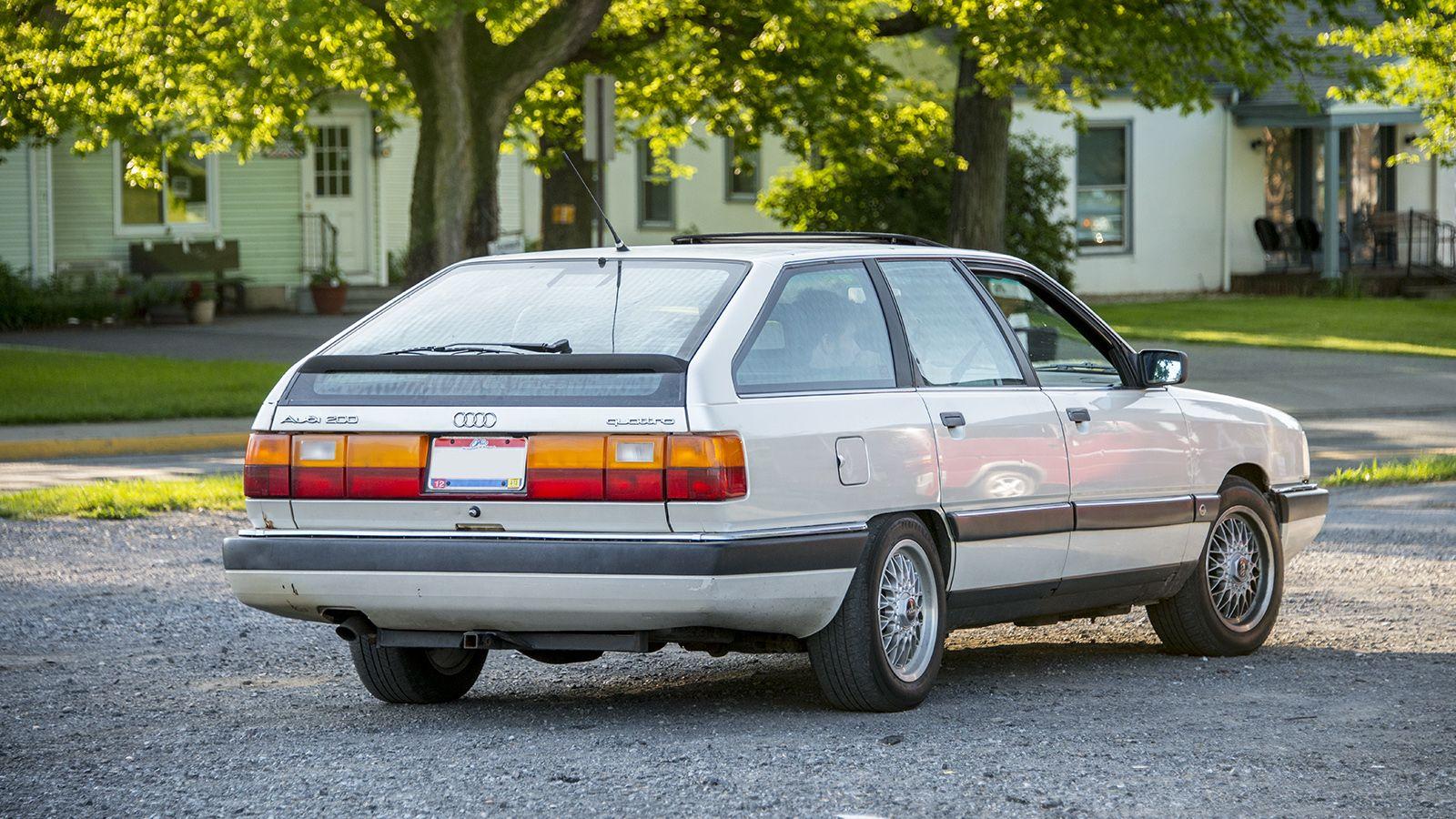 Kelebihan Kekurangan Audi 200 Avant Review