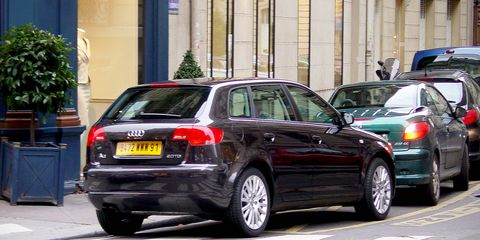 The recall woes in Europe are expected to be much more significant for VW AG, which markets far more diesel models like this Audi A3 2.0 TDI on its home continent.