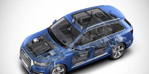 Most of the models that use the 3.0-liter TDI engine are Audis.