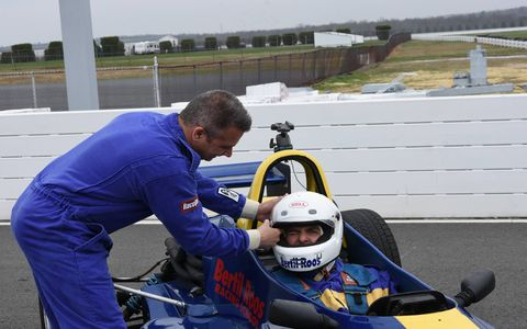 Bertil Roos offers a five-day school that complies with SCCA licensing regulations.